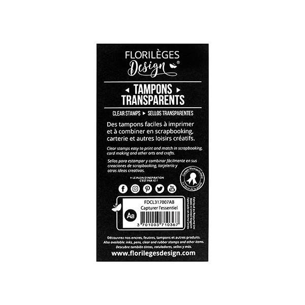 Tampon clear CAPTURER L'ESSENTIEL X3
