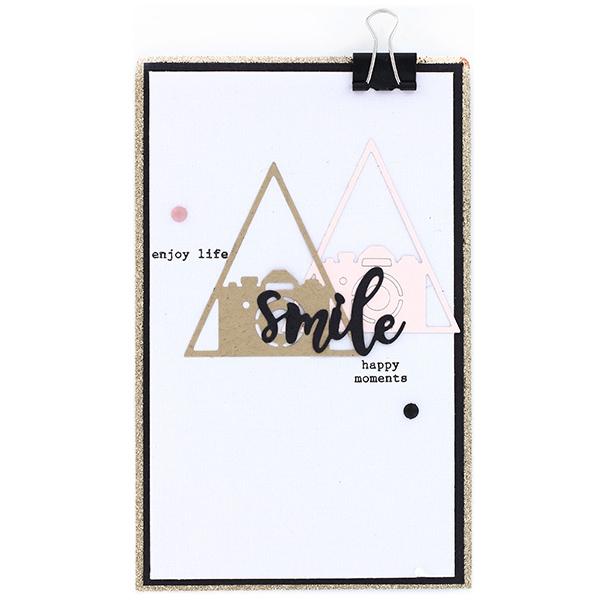 Outils de découpe SMILE ! X3