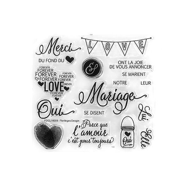 NOTRE MARIAGE x 5