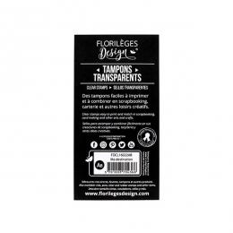 Tampons clear MA DESTINATION - Capsule Août par Florilèges Design. Scrapbooking et loisirs créatifs. Livraison rapide et cade...