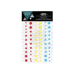 Dots SPRING par Florilèges Design. Scrapbooking et loisirs créatifs. Livraison rapide et cadeau dans chaque commande.