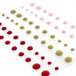 Dots LITTLE GIRL X3