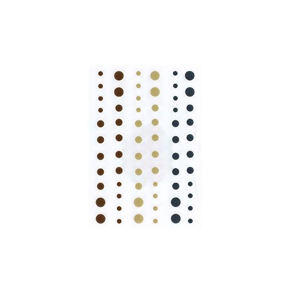Dots COFFEE TIME X3