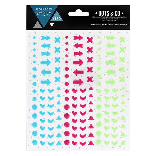 Dots & Co INDIA X3