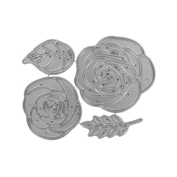 Outils de d coupe roses x3 for Outil de decoupe