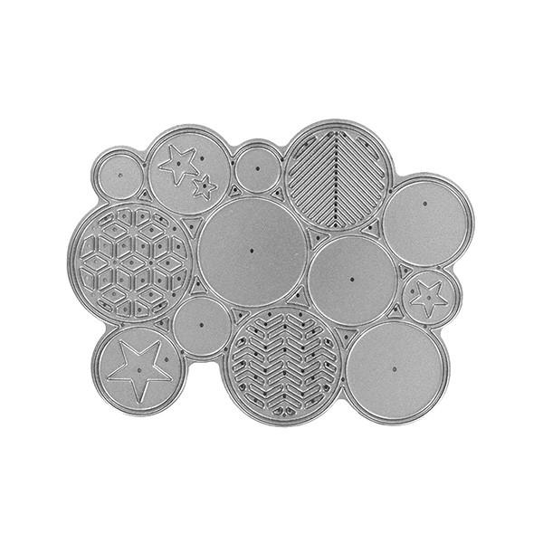 Outils de d coupe des cercles x3 for Outil de decoupe