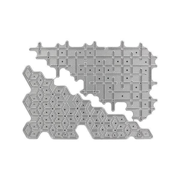 Outils de découpe FINE GRILLE X3