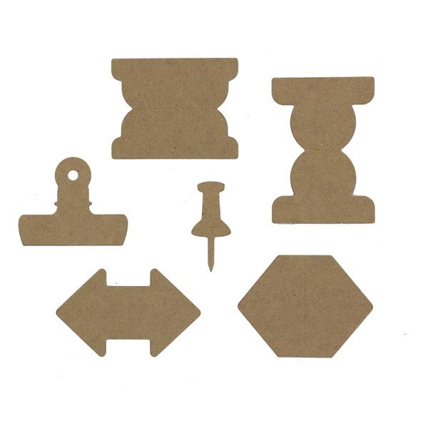 Outils de découpe ONGLETS X3