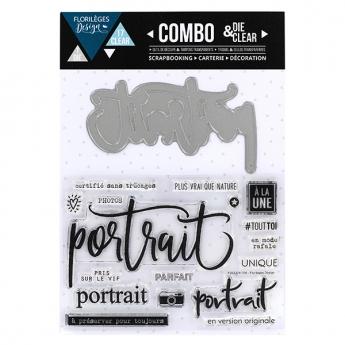 Combo Clear Die PORTRAIT X3