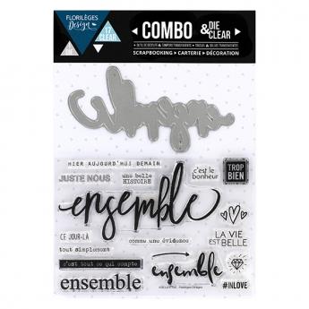 Combo Clear Die ENSEMBLE X3