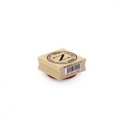 Tampon bois BIENFAITS DE LA NATURE par Florilèges Design. Scrapbooking et loisirs créatifs. Livraison rapide et cadeau dans c...