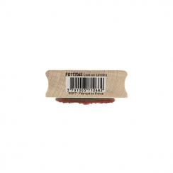 Tampon bois LOVE EN LUMIÈRE par Florilèges Design. Scrapbooking et loisirs créatifs. Livraison rapide et cadeau dans chaque c...