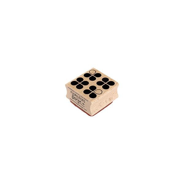 Tampon bois QUATRO-capsule Mai 2017
