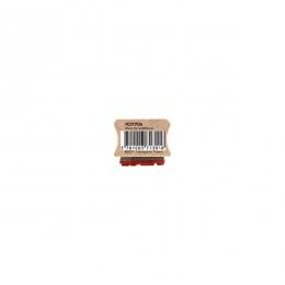 Tampon bois ABUS DE TENDRESSE par Florilèges Design. Scrapbooking et loisirs créatifs. Livraison rapide et cadeau dans chaque...