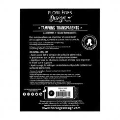 Tampons clear THIS DAY- Capsule Septembre 2017 par Florilèges Design. Scrapbooking et loisirs créatifs. Livraison rapide et c...