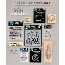 Pack Capsule de Septembre 2017