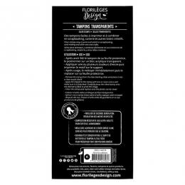 Tampons clear RÊVERIES CÉLESTES par Florilèges Design. Scrapbooking et loisirs créatifs. Livraison rapide et cadeau dans chaq...