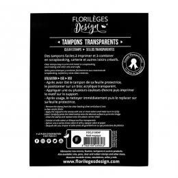 PROMO de -99.99% sur Tampon clear NOËL MAGIQUE Florilèges Design