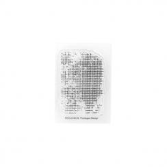 Tampon clear MINI TRAME par Florilèges Design. Scrapbooking et loisirs créatifs. Livraison rapide et cadeau dans chaque comma...