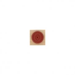 Tampon bois PASTILLE À LOSANGE par Florilèges Design. Scrapbooking et loisirs créatifs. Livraison rapide et cadeau dans chaqu...