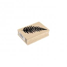Tampon bois Fougère
