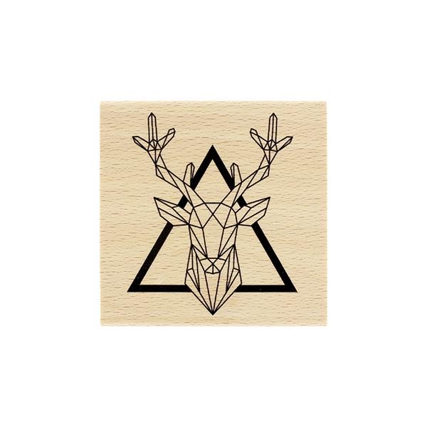 Tampon bois Roi De La Forêt