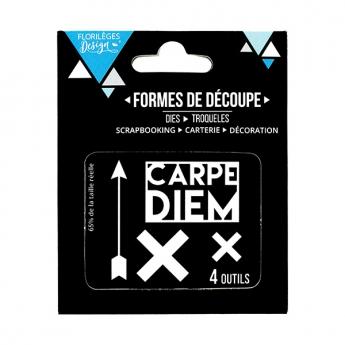 Outils de découpe CARPE DIEMX3