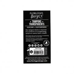 Commandez Tampons clear MILLE ET UN TRIANGLES - capusle Octobre 2017 Florilèges Design. Livraison rapide et cadeau dans chaqu...
