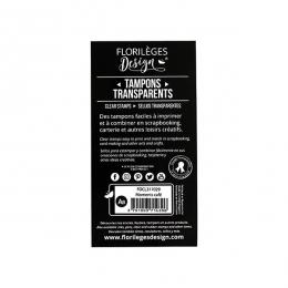 Commandez Tampons clear MOMENTS CAFÉ - capsule Octobre 2017 Florilèges Design. Livraison rapide et cadeau dans chaque commande.
