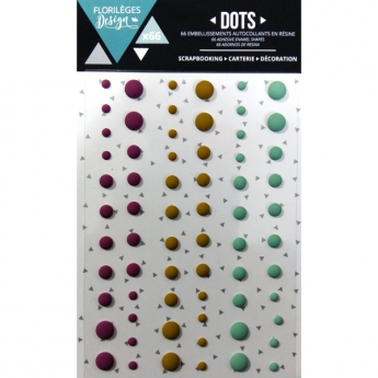 Dots GYPSY FOREST X3