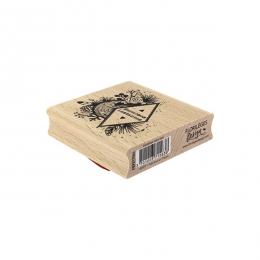 Tampon bois espagnol INSTANTES NATURALES par Florilèges Design. Scrapbooking et loisirs créatifs. Livraison rapide et cadeau ...