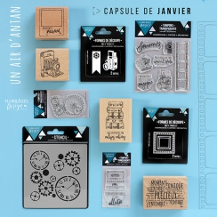 Pack Capsule Octobre 2017