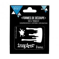 Outils de découpe INSPIRER X3