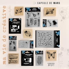 Pack Capsule de mars 2018