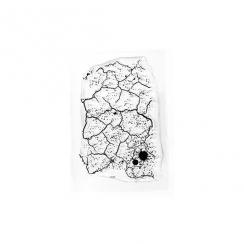 Tampons clear FOND CRAQUELÉ par Florilèges Design. Scrapbooking et loisirs créatifs. Livraison rapide et cadeau dans chaque c...