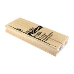 Tampon bois TOUJOURS PROFITER