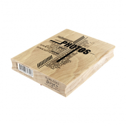 Tampon bois TRACES DU TEMPS
