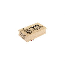PROMO de -40% sur Tampon bois TOUT PETITS RIENS Florilèges Design