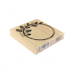 Tampon bois COURONNE NATURELLE