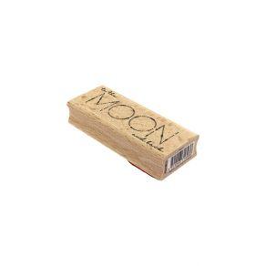 Tampon bois MOON