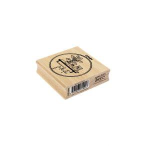 Tampon bois italien MONDO DI FELICITA par Florilèges Design. Scrapbooking et loisirs créatifs. Livraison rapide et cadeau dan...
