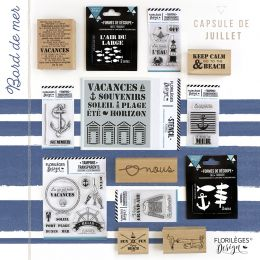 Pack Capsule de Juillet 2018