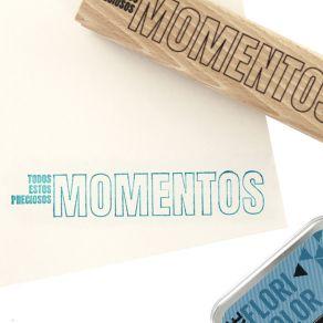 Tampon bois espagnol TAN GRANDES INSTANTES par Florilèges Design. Scrapbooking et loisirs créatifs. Livraison rapide et cadea...