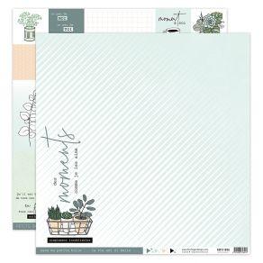 Papier imprimé SOFT & GREEN 1