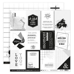 Kit collection EN TOUTES LETTRES