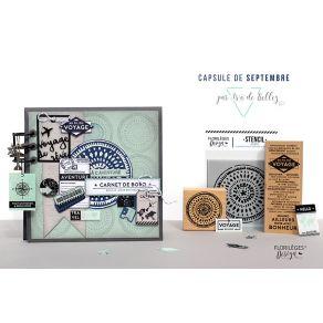 Pack Capsule de Septembre 2018