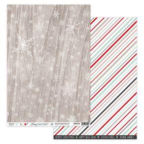 Parfait pour créer : Papier imprimé COSY CHRISTMAS 1 par Florilèges Design. Livraison rapide et cadeau dans chaque commande.