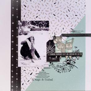 Commandez Papier imprimé COSY CHRISTMAS 8 Florilèges Design. Livraison rapide et cadeau dans chaque commande.