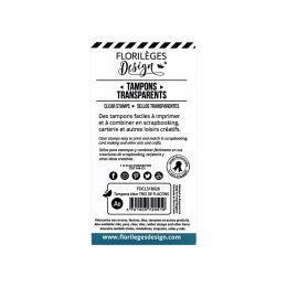 Tampon clear TRIO DE FLACONS