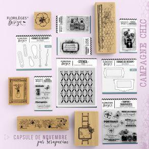 Pack capsule de Novembre 2018